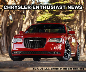 Chrysler Enthusiast News