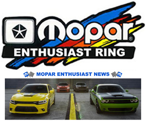 Mopar Enthusiast News