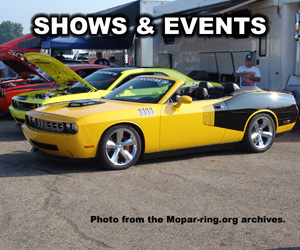 Mopar Shows And Events