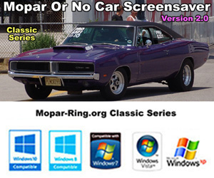Mopar Or No Car 2.
