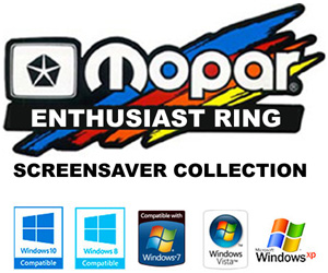 Mopar Screensaver Collection