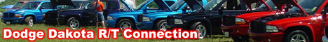 Dodge Dakota R/T Connection