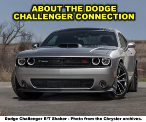 About The Dodge Challenger Connection