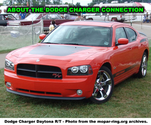 About The Dodge Charger Connection
