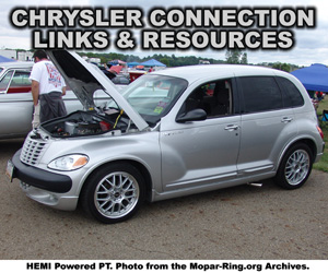 Chrysler Links And Resources