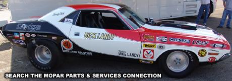 Search The Mopar Parts & Services Connection