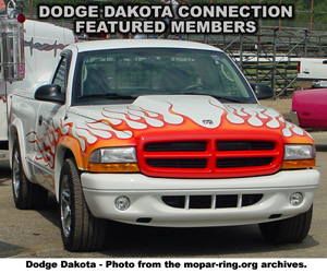 Dodge Dakota Member Sites