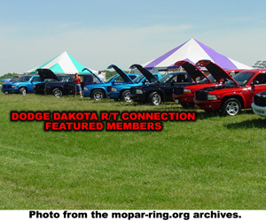 Dodge Dakota R/T Member Sites
