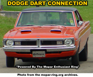 Dodge Dart Connection
