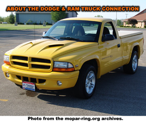 About The Dodge & Ram Truck Connection
