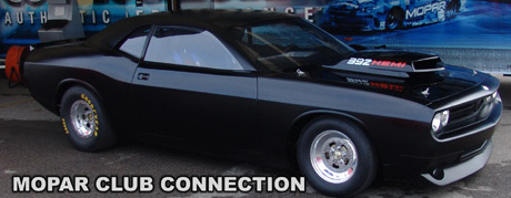 Welcome to the Mopar Club Connection!