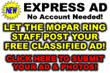 Submit Express Ad