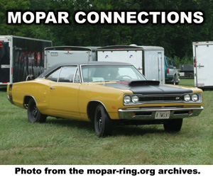 Mopar Related Connections