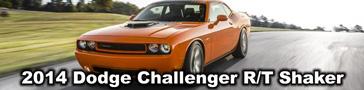 2014 Dodge Challenger HEMI Shaker