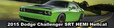 2015 Dodge Challenger SRT HEMI Hellcat
