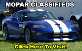 Mopar Classifieds