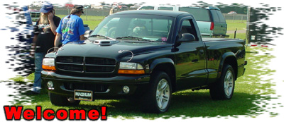Welcome To The Dodge Dakota R/T Connection