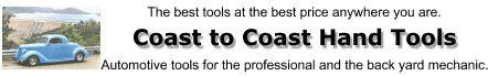 Coast to Coast Hand Tools