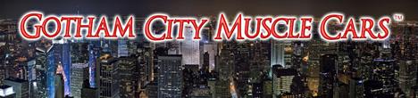 Gotham City Muscle Cars
