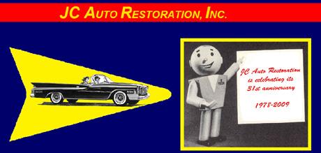 JC Auto Restoration, Inc.