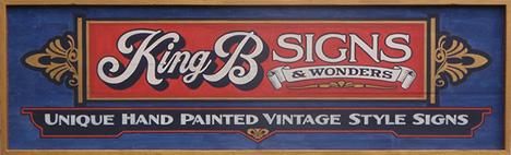 King B Signs & Wonders
