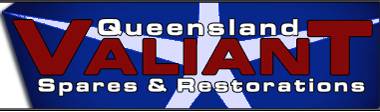 QLD Valiant Restorations and Spares