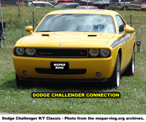 Dodge Challenger Connection
