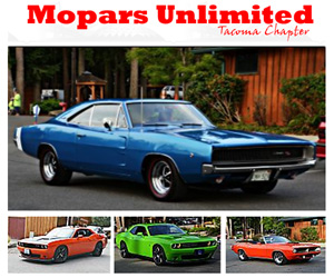 Mopars Unlimited Tacoma Chapter