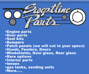 Sweptline Parts