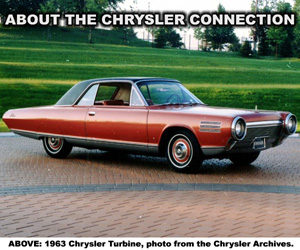 About The Chrysler Connection