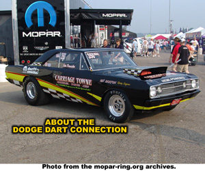 About Dodge Dart