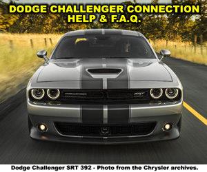 Dodge Challenger Help