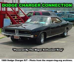 Dodge Charger Connection