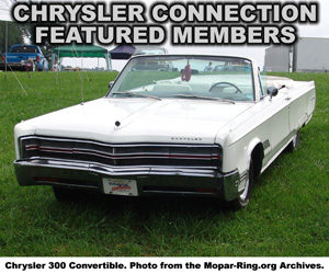 Chrysler Connection Members