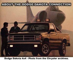 About The Dodge Dakota