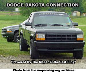 Dodge Dakota Connection