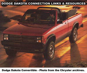 Dodge Dakota Links