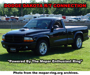 Dodge Dakota RT Connection