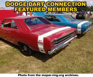 Dodge Dart Members