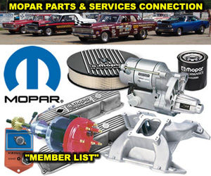 Mopar Parts Members