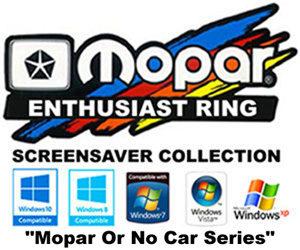 Mopar Or No Car Series